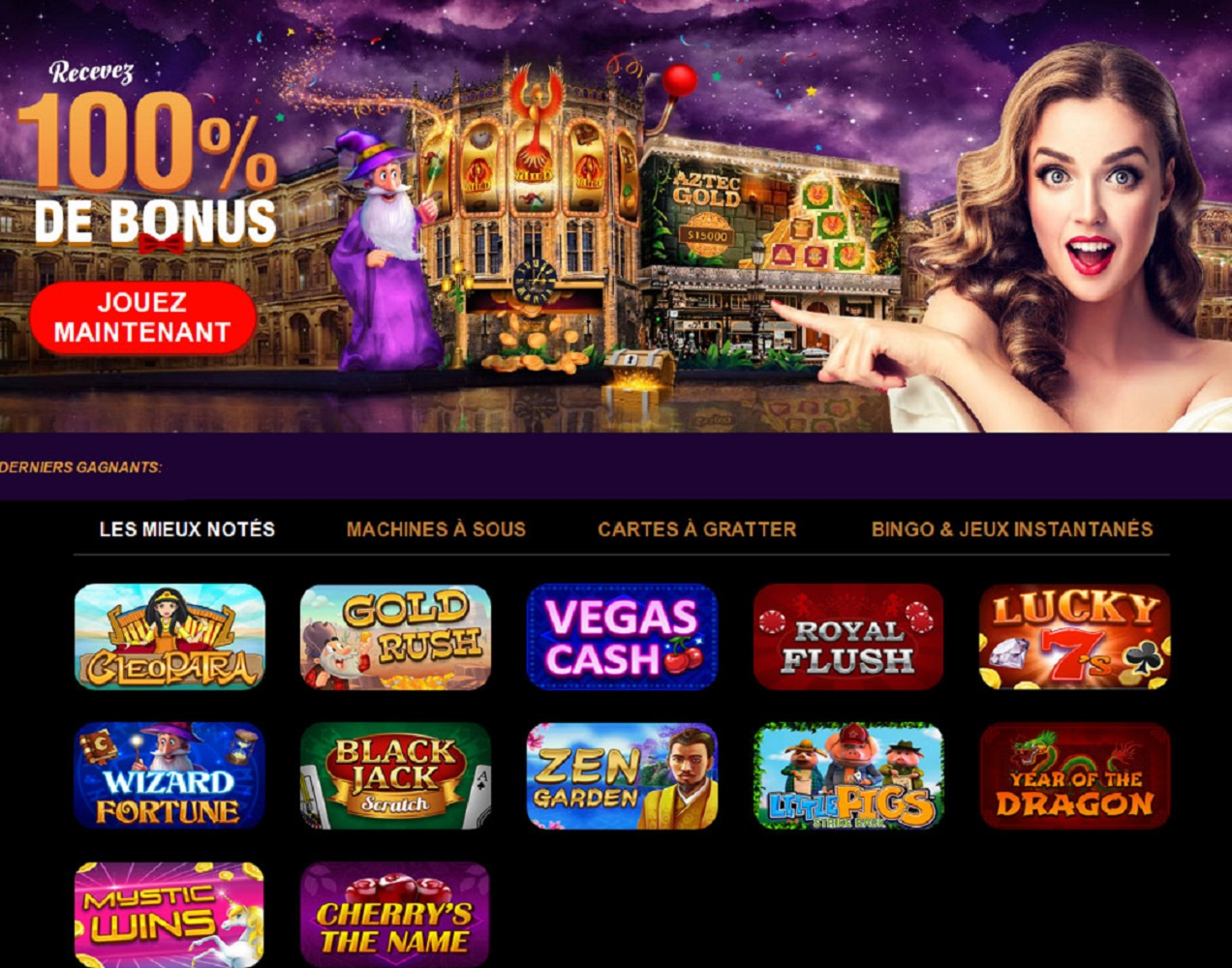 paris vip casino avis