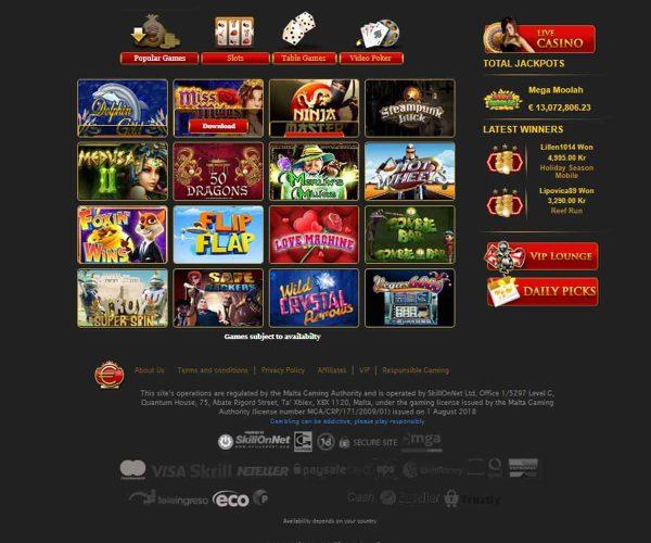 Casino Euro King : faut-il s'en méfier ? Voici notre réponse !
